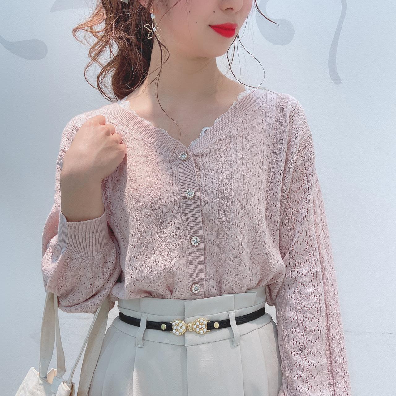 やっぱりピンクが好き♡春ピンクどう着る??