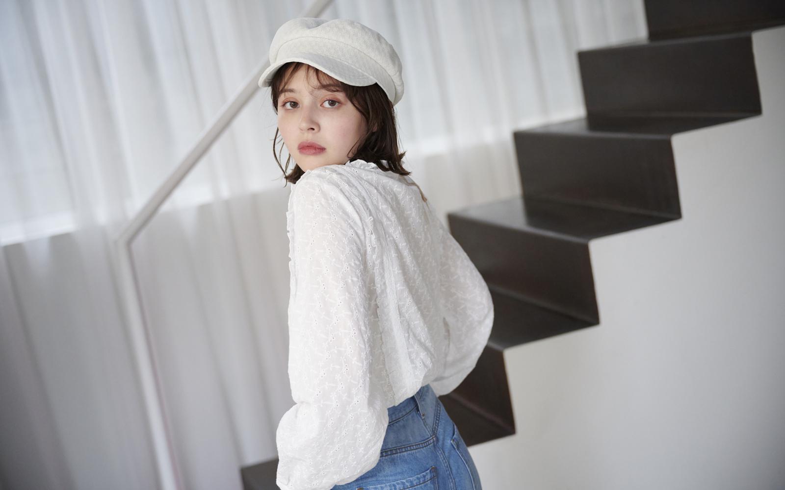 MAJE×加藤ナナ vol.3|絶対おすすめ♡トップストレンドキーワード♪