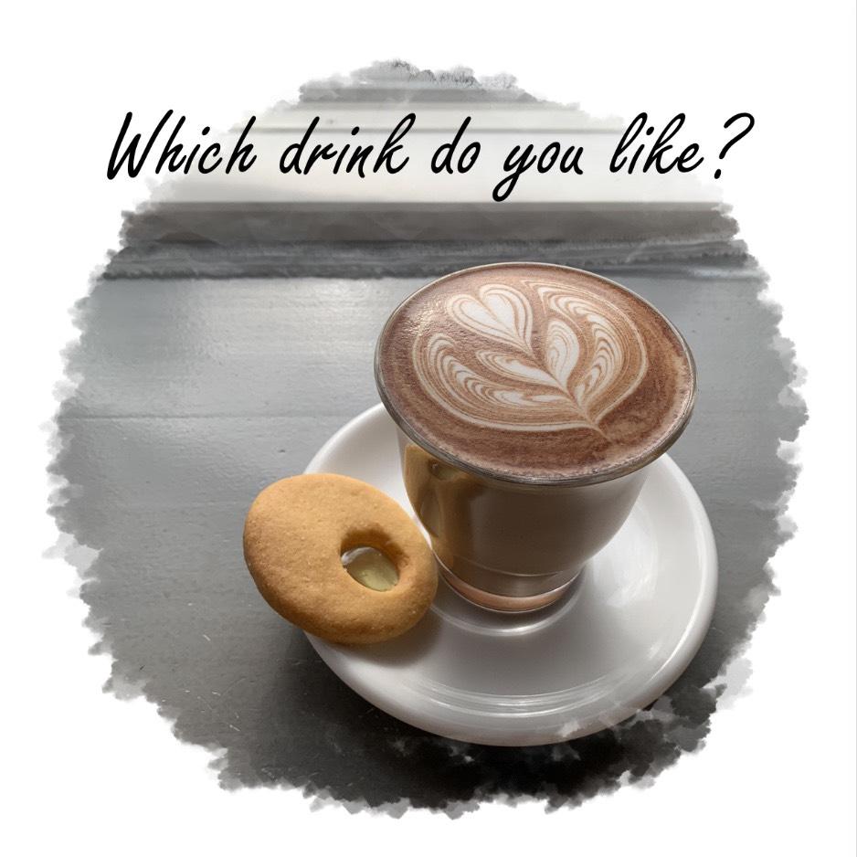 あなたはどのドリンクがお好き? カフェ系ドリンクカラーコーデ♡