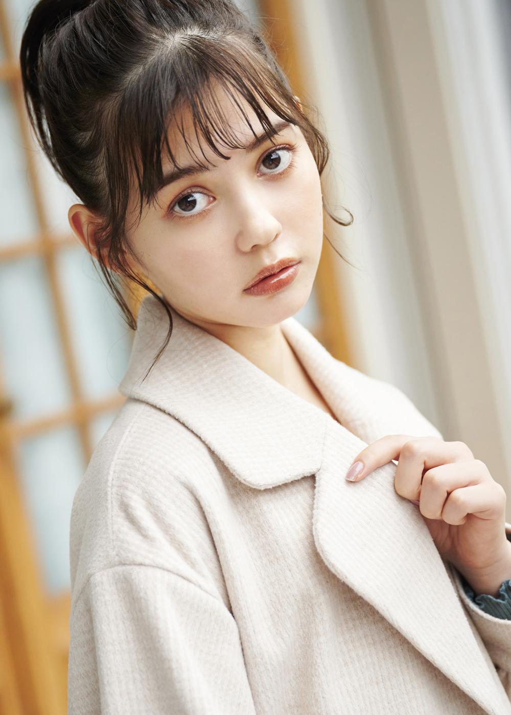 MAJE×愛花 Vol.4|オトナカワイイ♡おすすめロングコート特集