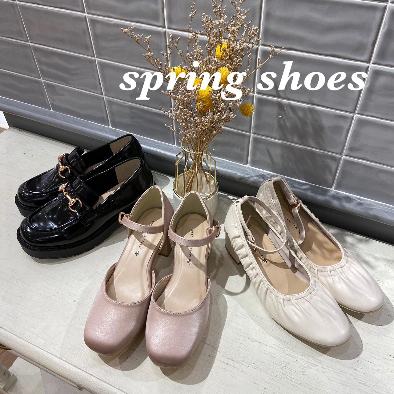 今買いたい🤍るんオススメ春の新作シューズ👠💕